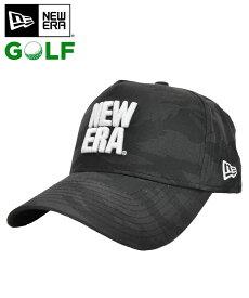 15%offクーポン配付中◆ニューエラ キャップ ◆ NEW ERA 【ゴルフ】 9FORTY A-Frame スクエア ニューエラ ブラックタイガーストライプカモ×ホワイト 12108679 golf スポーツ 送料無料