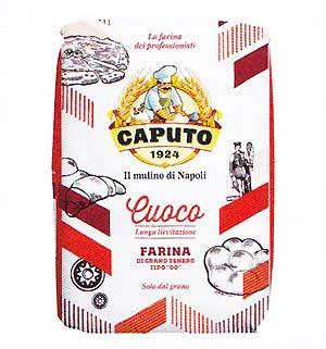 カプート【サッコロッソ・クォーコ(1kg)】ピザ生地に最適イタリア産小麦粉