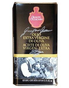 【エキストラバージン・オリーブオイル(3L)】プロ用お買い得な3リッター缶イタリア産クレモニーニ業務用サイズ