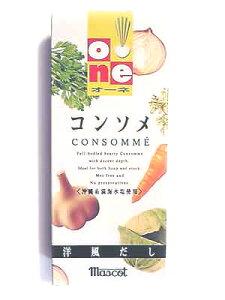 化学調味料無添加【コンソメ】(顆粒6gx5本)
