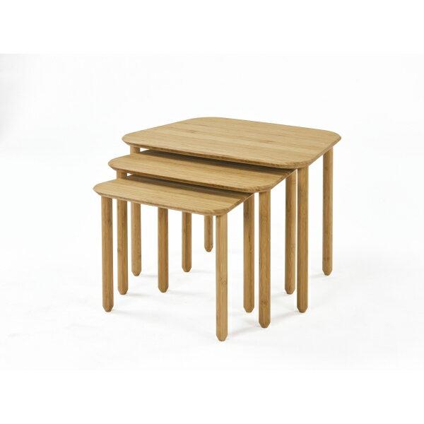 テオリ TEORIネストテーブル NEST TABLE[ テーブル3点セット]