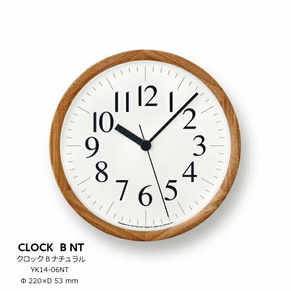 Lemnos(レムノス)クロックBCLOCKBYK14-06【P10】
