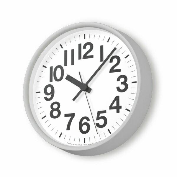 LEMNOS(レムノス)ナンバーの時計グレーYK18-10GY[ 電波時計 スイープセコンド 角田陽太 タカタレムノス ]