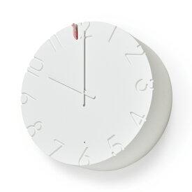 LEMNOS(レムノス)壁掛け時計CARVED CUCUカーヴドククΦ350×D140mmNTL18-11[カッコー時計 寺田尚樹]