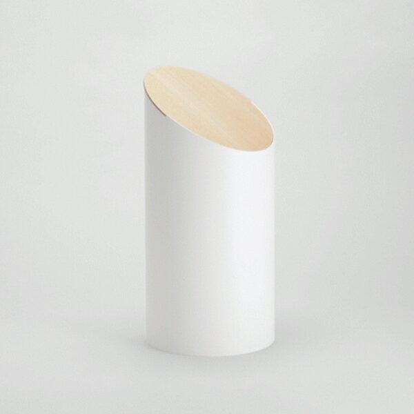 MOHEIM モヘイムSWINGBINハードメープルホワイト[ダストボックスゴミ箱]