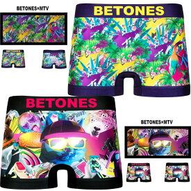 BETONES ビトーンズ ボクサーパンツ BETONES × MTV コラボ・交換不可 メンズ