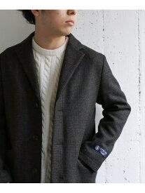 [Rakuten Fashion]【予約】チェスターコート DOORS アーバンリサーチドアーズ コート/ジャケット チェスターコート ブラウン【先行予約】*【送料無料】