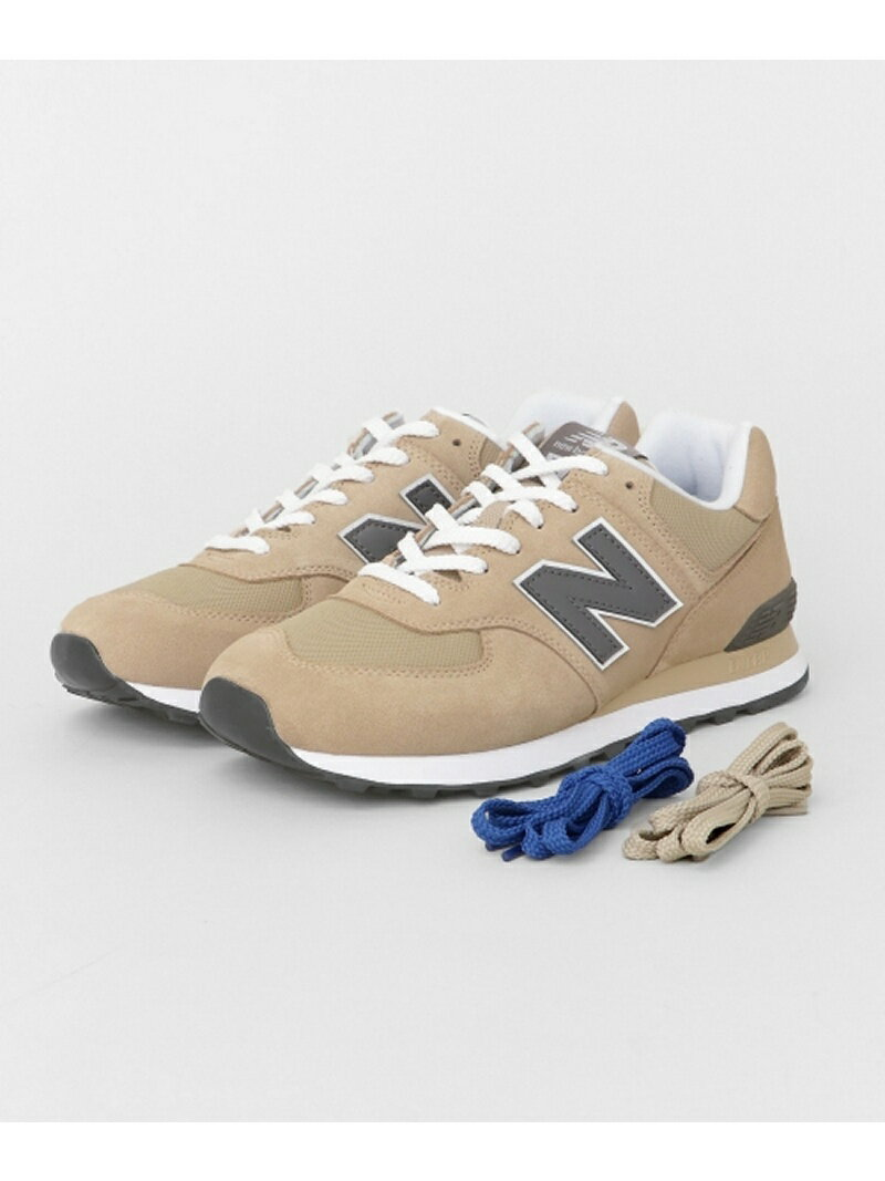 [Rakuten BRAND AVENUE]【SALE/30%OFF】NEW BALANCE 別注ML574 DOORS アーバンリサーチドアーズ シューズ【RBA_S】【RBA_E】【送料無料】