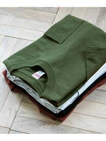 [Rakuten Fashion]【SALE/30%OFF】ヘビーオンスコットンTシャツ DOORS アーバンリサーチドアーズ カットソー Tシャツ オレンジ ホワイト グレー グリーン ブラック【RBA_E】