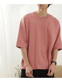 [Rakuten Fashion]【SALE/40%OFF】FORK&SPOON トルファンコットン5分袖Tシャツ DOORS アーバンリサーチドアーズ カットソー Tシャツ ホワイト ブラウン【RBA_E】