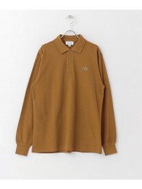 [Rakuten Fashion]LACOSTEポロシャツ DOORS アーバンリサーチドアーズ カットソー ポロシャツ ブラック【送料無料】