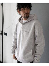 [Rakuten Fashion]【別注】Champion×DOORS RWフーディー DOORS アーバンリサーチドアーズ カットソー パーカー グレー グリーン ブラウン【送料無料】