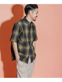 [Rakuten Fashion]【SALE/30%OFF】【別注】Barbour×DOORS OVERSIZED SHORT-SLEEVE SHIRTS DOORS アーバンリサーチドアーズ シャツ/ブラウス シャツ/ブラウスその他【RBA_E】【送料無料】