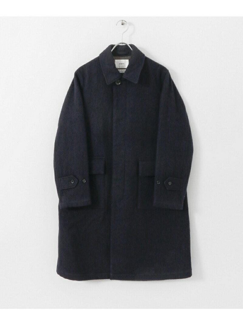 [Rakuten BRAND AVENUE]UNIFY Bal collar coat DOORS アーバンリサーチドアーズ コート/ジャケット【送料無料】