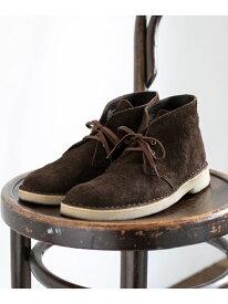 【SALE/45%OFF】CLARKS Exclusive Desert Boot DOORS アーバンリサーチドアーズ シューズ ショートブーツ/ブーティー ブラウン【RBA_E】【送料無料】[Rakuten Fashion]