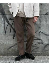 [Rakuten Fashion]【別注】GRAMICCI×DOORS ニットフリースパンツ DOORS アーバンリサーチドアーズ パンツ/ジーンズ パンツその他 ブラウン グレー ブラック【送料無料】
