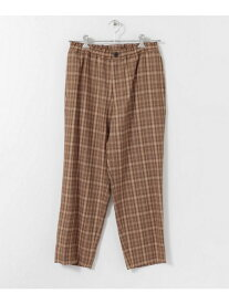 [Rakuten Fashion]unfilcheckedwool-amundsenpants DOORS アーバンリサーチドアーズ パンツ/ジーンズ パンツその他【送料無料】