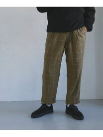 [Rakuten Fashion]GramicciWOOLBLENDTUCKTAPEREDPANTS DOORS アーバンリサーチドアーズ パンツ/ジーンズ パンツその他【送料無料】