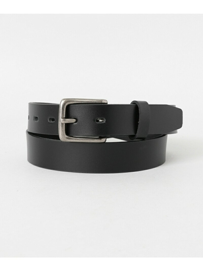 [Rakuten BRAND AVENUE]【SALE/30%OFF】Leather Narrow Belt DOORS アーバンリサーチドアーズ ファッショングッズ【RBA_S】【RBA_E】