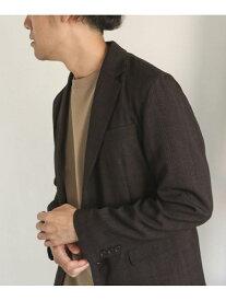 [Rakuten Fashion]ラナテックセットアップジャケット DOORS アーバンリサーチドアーズ コート/ジャケット コート/ジャケットその他 ブラウン ブラック【送料無料】
