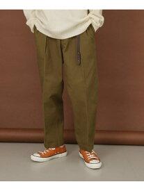 [Rakuten Fashion]FORK&SPOONキャバリーツイルタックトラウザー DOORS アーバンリサーチドアーズ パンツ/ジーンズ パンツその他 ベージュ ネイビー【送料無料】