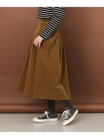 [Rakuten Fashion]FORK&SPOONコーデュロイスカート DOORS アーバンリサーチドアーズ スカート スカートその他 ブラウン グレー ネイビー【送料無料】