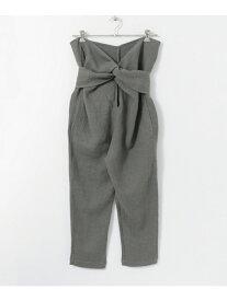 [Rakuten Fashion]COSMICWONDERwrappedpants DOORS アーバンリサーチドアーズ パンツ/ジーンズ パンツその他 グレー ブラック【送料無料】