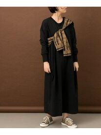 [Rakuten Fashion]FORK&SPOONドライテンジクワンピース DOORS アーバンリサーチドアーズ ワンピース ワンピースその他 ブラウン ブラック レッド