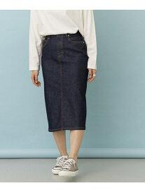 [Rakuten BRAND AVENUE]FORK&SPOONデニムスカート DOORS アーバンリサーチドアーズ スカート【送料無料】