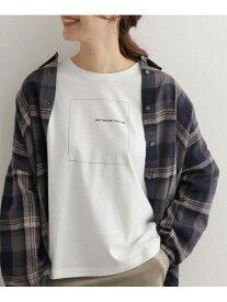 [Rakuten Fashion]スクエアプリントTシャツ DOORS アーバンリサーチドアーズ カットソー Tシャツ ホワイト グレー ブラック【送料無料】