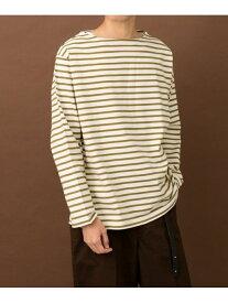 [Rakuten Fashion]FORK&SPOONボートネックボーダー DOORS アーバンリサーチドアーズ カットソー Tシャツ ブルー【送料無料】