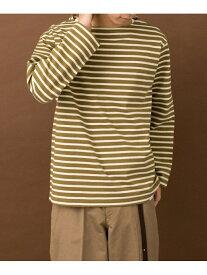 [Rakuten Fashion]FORK&SPOONボートネックボーダー DOORS アーバンリサーチドアーズ カットソー Tシャツ ブルー