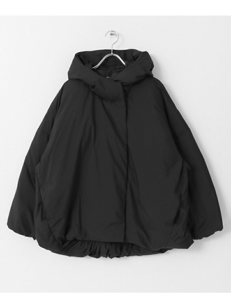 [Rakuten BRAND AVENUE]mizuiro-ind hooded dawn coat DOORS アーバンリサーチドアーズ コート/ジャケット【送料無料】
