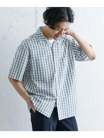 [Rakuten Fashion]【SALE/50%OFF】GYMPHLEX2COLORオープンカラーシャツ DOORS アーバンリサーチドアーズ シャツ/ブラウス シャツ/ブラウスその他【RBA_E】【送料無料】