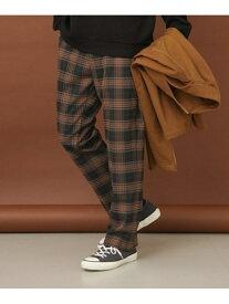 [Rakuten Fashion]FORK&SPOONストレッチスリムトラウザー DOORS アーバンリサーチドアーズ パンツ/ジーンズ パンツその他 ブラック グレー【送料無料】