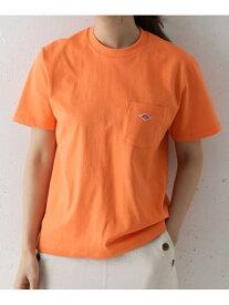 [Rakuten Fashion]DANTON POCKET 半袖Tシャツ DOORS アーバンリサーチドアーズ カットソー Tシャツ オレンジ ホワイト ブラック ベージュ【送料無料】