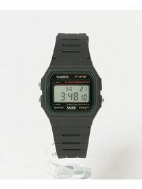 [Rakuten Fashion]CASIOF91W-3 DOORS アーバンリサーチドアーズ ファッショングッズ 腕時計