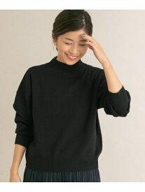 [Rakuten Fashion]thintカラーショートKNIT DOORS アーバンリサーチドアーズ ニット ニットその他 ブラック ブラウン パープル【送料無料】