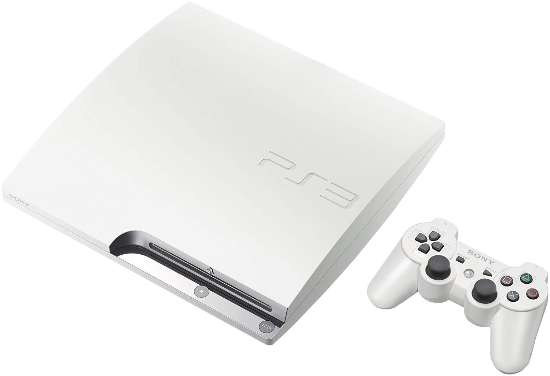 【中古】 PS3 本体 (160GB) クラシックホワイト CECH-2500ALW / 中古 ゲーム