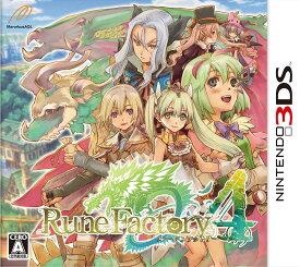 【中古】ルーンファクトリー4 3DS CTR-P-AR4J/ 中古 ゲーム