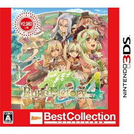 【中古】ルーンファクトリー4 ベストコレクション 3DS CTR-2-AR4J/ 中古 ゲーム
