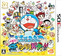 藤子・F・不二雄キャラクターズ大集合!SFドタバタパーティー!! 【中古】 3DS ソフト CTR-P-BFPJ / 中古 ゲーム