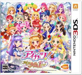 【中古】アイカツ My No.1 Stage 3DS CTR-P-AK4J/ 中古 ゲーム