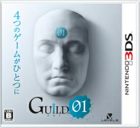 【中古】GUILD (ギルド) 01 3DS CTR-P-AG9J/ 中古 ゲーム