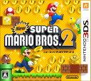 New スーパーマリオブラザーズ2 【中古】 3DS ソフト CTR-P-ABEJ / 中古 ゲーム