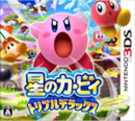 【中古】星のカービィ トリプルデラックス 3DS CTR-P-BALJ/ 中古 ゲーム