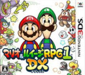 【新品】 マリオ&ルイージRPG1 DX 3DS CTR-P-BRMJ / 新品 ゲーム