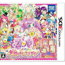 【新品】 プリパラ めざめよ 女神のドレスデザイン 3DS CTR-P-BP7J / 新品 ゲーム