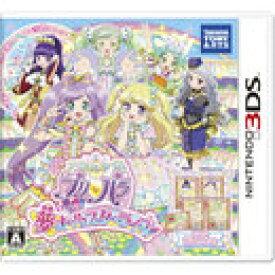 【新品】 アイドルタイムプリパラ 夢オールスターライブ! 3DS CTR-P-B2PJ / 新品 ゲーム
