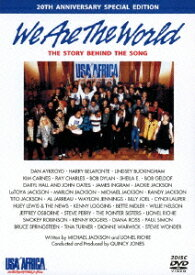 【新品】【DVD】We Are The World THE STORY BEHIND THE SONG 20TH ANNIVERSARY SPECIAL EDITION (V.A.)